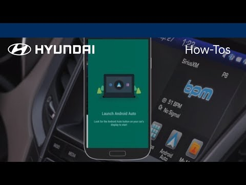 How to Connect and Use Android Auto (Voice Commands)