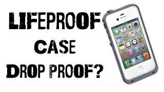 Lifeproof Case Drop Proof 10 Foot Drop Test