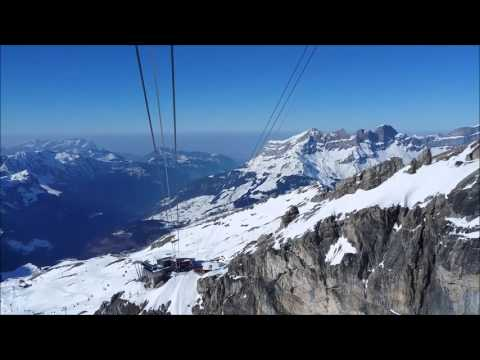 Mount Titlis Rotair