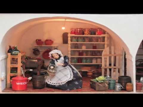 (video 2 of 3 )Life in moms dollshouse