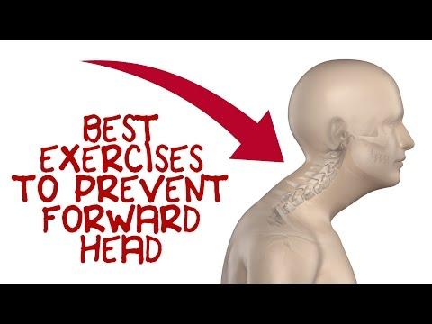 Forward Head Exercises to Fix Forward Head Posture
