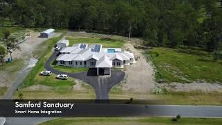 Award Winning Brisbane Smart Home | Digital Residence