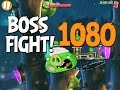 Download  Angry Birds 2 Boss Fight 153! King Pig Level 1080 Walkthrough - iOS, Android MP3,3GP,MP4