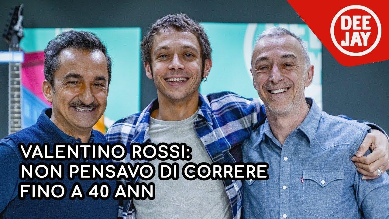 """Valentino Rossi: """"Il mio punto di forza? Tavullia!"""" L'intervista a Radio Deejay"""