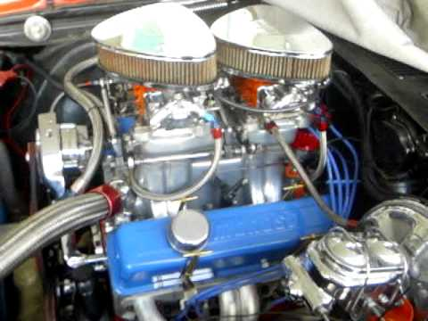 How do you make a 406 small block chevy -
