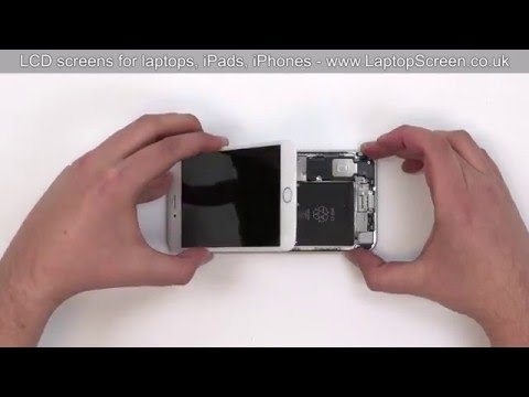 iPhone 6S Plus - how to replace screen and digitizer