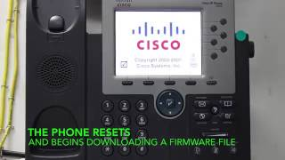Cisco Phone Firmware Upgrade Without CUCM - PakVim net HD
