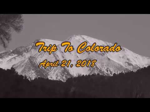 Colors Of Colorado Aprill 2018