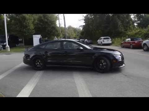 Audi RS7 LAUNCH