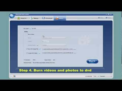 How to Burn AVI to DVD for Playback on DVD Player