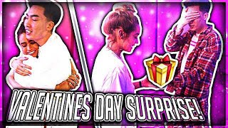She Surprises Me For Valentines Day!!!