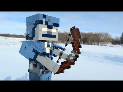 LEGO Stray - Minecraft