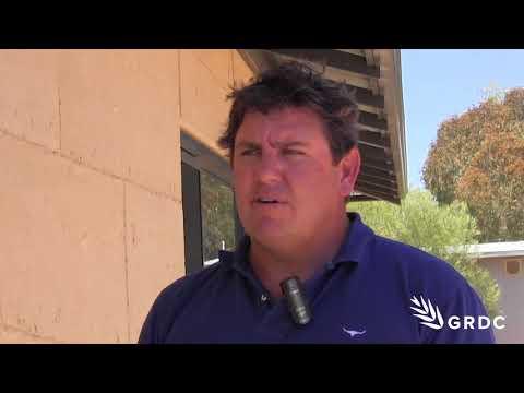 John Warr, Yuna, talks about using farm skills for off-farm business success | GRDC Updates| Western