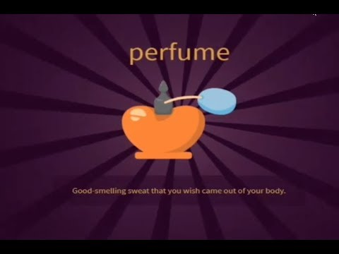 LITTLE ALCHEMY 2- how to make PERFUME