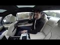 2017 BMW M760i Back Seat Review   Autoblog Short Cut