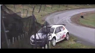Crash & Action Rebenland Rallye 2018