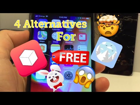 4 Alternatives for UNPAID APPS and TWEAKED APPS