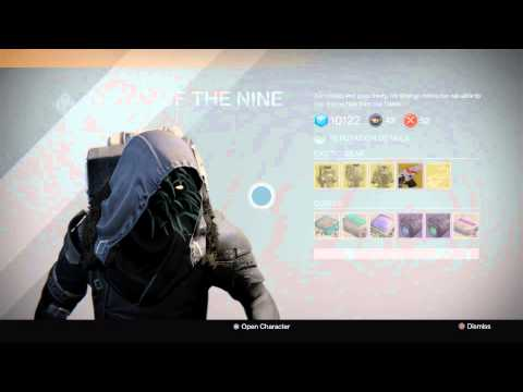 Xur, Agent of the Nine: Spawn Location for 10/24 - 10/26