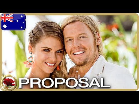 Sam Proposes To Tara! | Bachelor In Paradise Australia