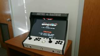 GRS Arcade1UP 12 in 1 Board review  Use the GRS Spinner in