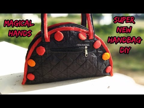 new handbag making at home in Hindi diy 2018