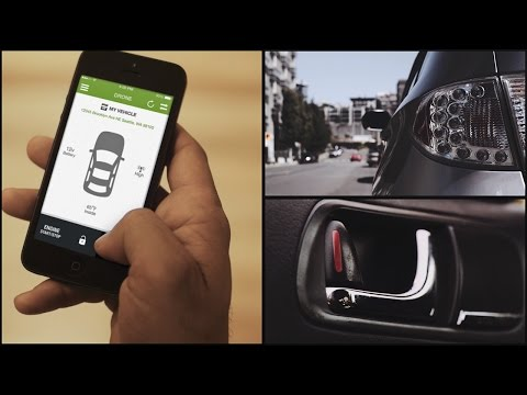 DroneMobile | Smartphone Car Control and Tracking Solution by Firstech