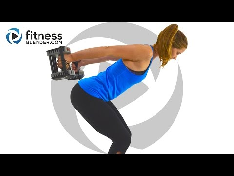 Fun Upper Body Workout for Great Arms & Shoulders (Bored Easily)