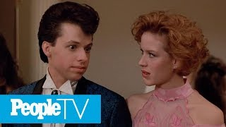 Behind The Famous Costumes In 'Pretty In Pink,' 'Pretty Woman' & More    PeopleTV
