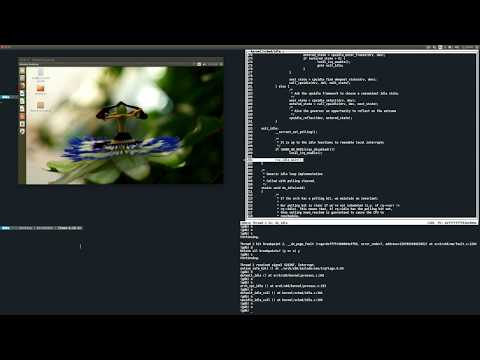 Linux kernel Debug using qemu and gdb from host