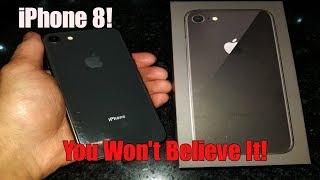 WE FOUND THE IPHONE 8! Free iPhone 8 Found Dumpster Diving Apple Store!