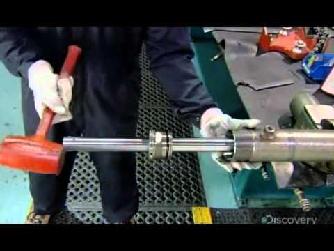 How to make Hydraulic Cylinders {www downloadshiva com}