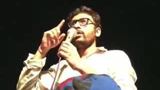 RJ Balaji Heroic Speech in Marina Crowd for Jallikattu