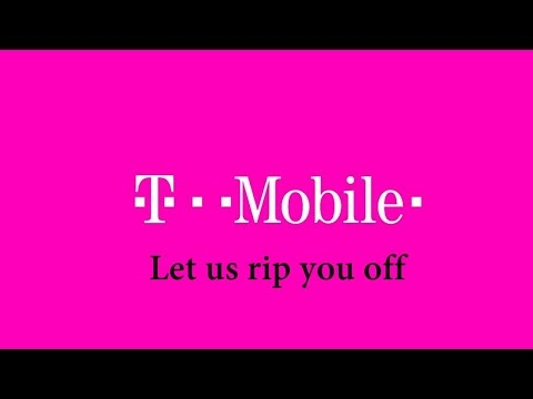 T-Mobile Phone Scam Hidden Charges in Premium SMS