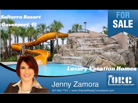 Orlando Resort Solterra | Buy Short Term Rental Property | Orlando Investment Property | ORC
