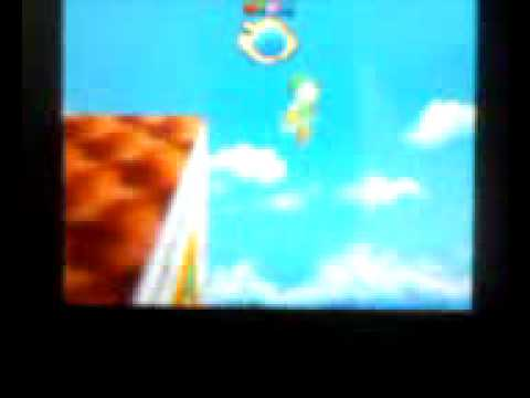 mario 64 ds yoshi can fly