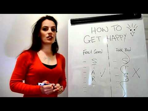 How To Get Happy with 2 Simple Tips - Spiritual Life & Career Coach London.mpg