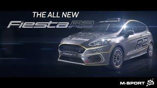 FIA Junior World Rally Championship 2019 - Ford Fiesta R2