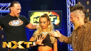 NXT Breakdown featuring Enzo & Colin with Carmella: April 15, 2015