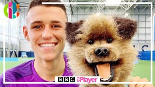 England International Phil Foden Interview | w/ Hacker T Dog