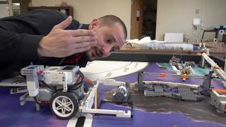 FLL Into Orbit - Core Extraction Mission