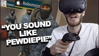 Pavlov VR - Meeting fans in VR!