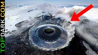 20 Descubrimientos Misteriosos en la Antártida