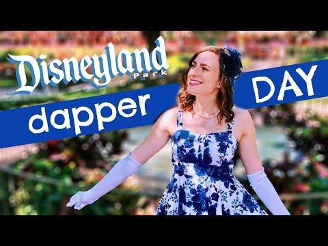 My First Disneyland Dapper Day