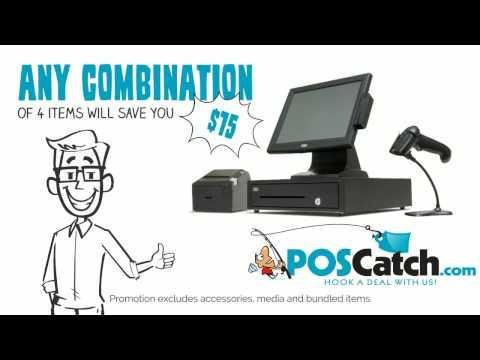 Buy More POS Hardware, Save More Money!