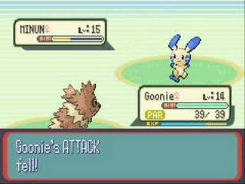 Umbreon57 in pokemon ruby part11: Yeah Abra evolves