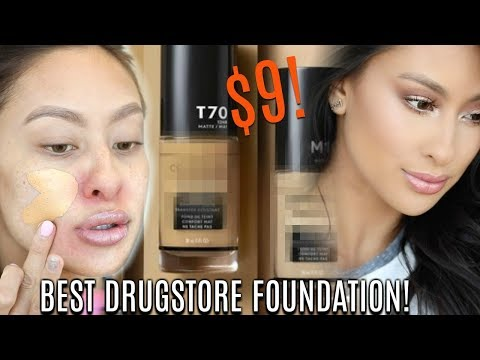 FLAWLESS FOUNDATION FOR LESS!! ONLY $9.00?!!!