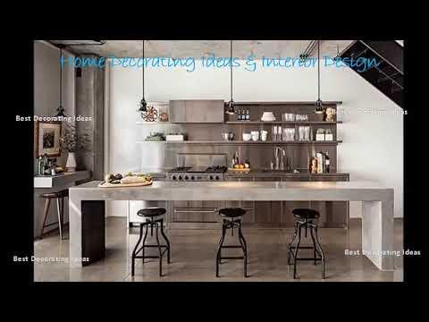Vintage industrial kitchen design | Best of Modern Kitchen Decor Ideas & Design Picture