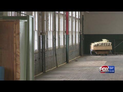 Manager of empty mill aims to turn it into marijuana grow facility