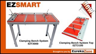 Ezsmart Clamping Bench System