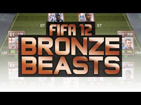 FIFA 12 Ultimate Team I Bronze Beasts #1 - Most Epic Game EVER!